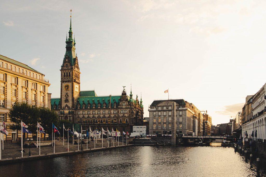 Reise Nach... - Hamburg Rathaus