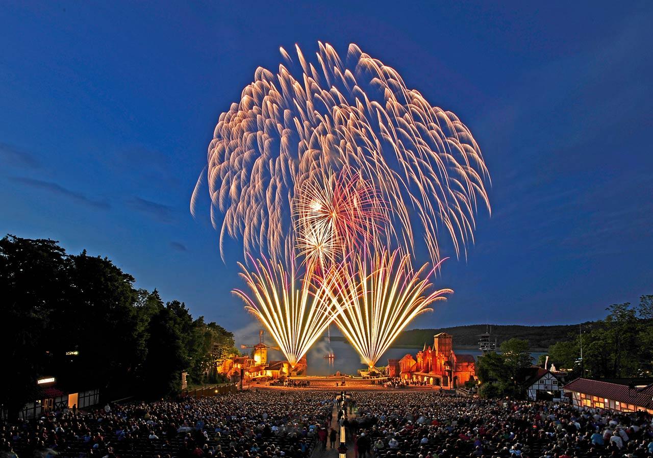 Reise Nach - Störtebeker Festspiele
