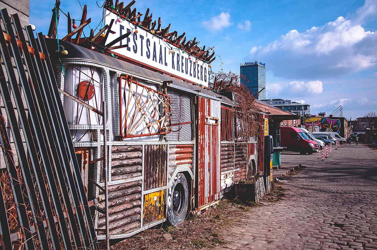 Reise Nach - Berlin