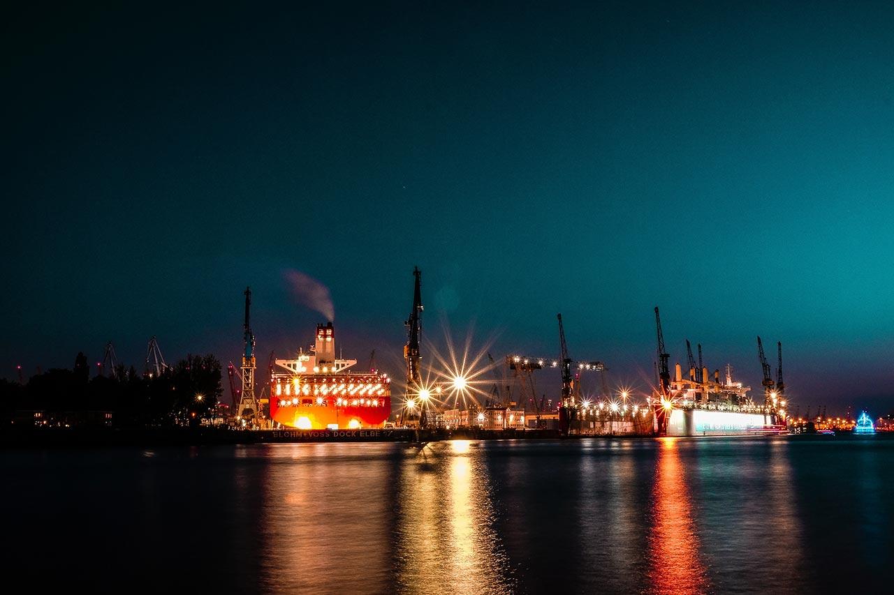 Reise Nach - Hamburg